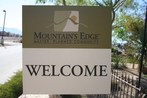 Mountain's Edge Las Vegas