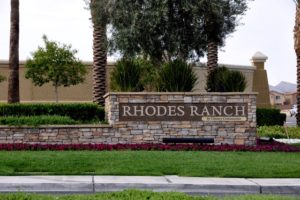 RHODES RANCH HOME FOR SALE